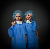 Hospital team cooperation Stock Photography
