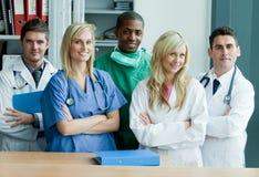 hospital team work стоковые изображения