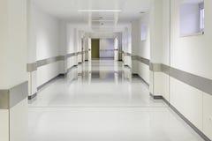 Hospital vazio da entrada Imagem de Stock Royalty Free
