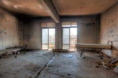 Hospital velho Fotografia de Stock