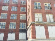 hospital viejo del eloise foto de archivo