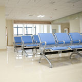 Hospital waiting room Royalty Free Stock Photos