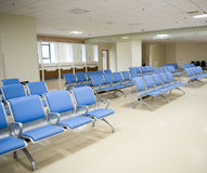 Hospital waiting room Stock Images