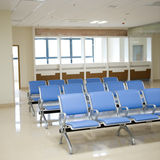 Hospital waiting room Stock Photography