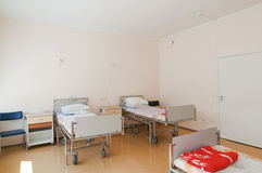 Hospital ward Stock Photography