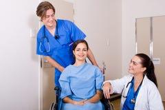 Hospital ward Royalty Free Stock Images