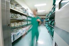 Hospital Warehouse Royalty Free Stock Photo