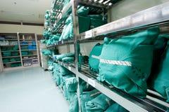 Hospital Warehouse Royalty Free Stock Images