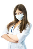 Hospital worker Stock Photography
