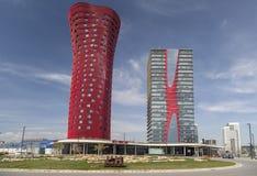 Hospitalet de Llobregat, Καταλωνία, Ισπανία Στοκ Φωτογραφίες