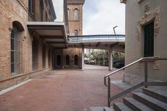 Hospitalet de Llobregat, Каталония, Испания Стоковые Фото