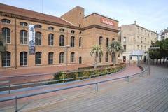 Hospitalet de Llobregat, Каталония, Испания Стоковая Фотография RF