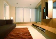 Hospitalidad del diseño interior Fotografía de archivo libre de regalías