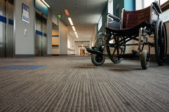 Hosptial korridor Royaltyfria Bilder