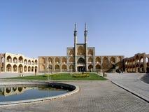 Hosseineh en el centro de Yazd Imagen de archivo libre de regalías