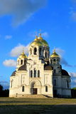 Host Ascension Cathedral. Novocherkassk. Russia. Stock Photos