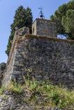 Hostalrich, Gérone Espagne images stock