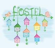 Hostel Stock Image