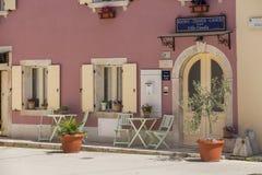 Hostel in Fazana Royalty Free Stock Image