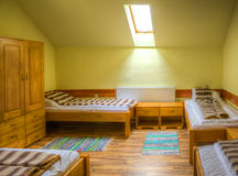 Hostel Room Royalty Free Stock Images