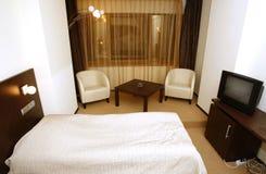 Hostel room interior Royalty Free Stock Photography