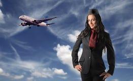 Hostess Stock Image