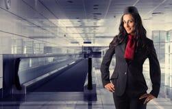Hostess Royalty Free Stock Photography