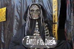 Hostess of death Stock Photos