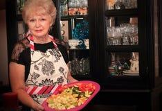 Hostess Hospitality Royalty Free Stock Image