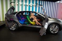 Hostess, Motor show bologna Stock Photo
