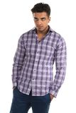 Hostile man. Handsome young Indian man with an aggressive expression stock photography