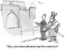 Hostile Takeover Stock Photos