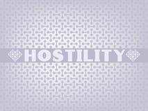 Hostilidade Foto de Stock Royalty Free