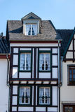 Hostorical half-timbered house Stock Image