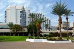 Hotéis em Israel Fotografia de Stock
