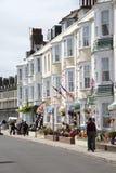 Hotéis Inglaterra do sul Reino Unido da cama & do café da manhã Imagens de Stock