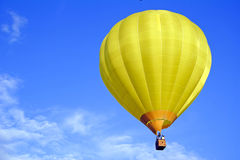 Hot-air ballon Royalty Free Stock Images