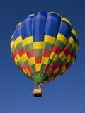 Hot air ballon. Royalty Free Stock Images