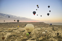 Hot Air Ballon Royalty Free Stock Photo