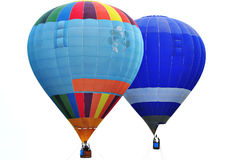 Hot Air Ballon Feista Stock Photos