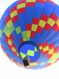 Hot Air Ballon close up Stock Images