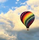 Hot air ballon. Ride royalty free stock photography
