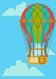 Hot Air Ballon Royalty Free Stock Photography