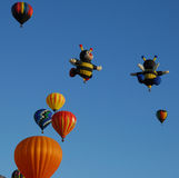 Hot Air Ballons Royalty Free Stock Photos