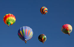 Hot Air Ballons Stock Photography