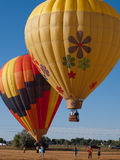 Hot Air Ballons Royalty Free Stock Images