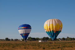 Hot Air Ballons Royalty Free Stock Photo
