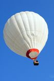 Hot air balloon. And blue sky Stock Photo