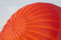 Hot air balloon. A hot air balloon, up close Royalty Free Stock Photo
