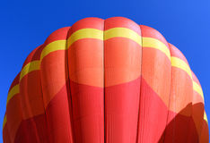 Hot Air Balloon. Picture of colorful hot air balloons on a summer day Stock Image